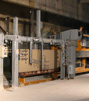 Equipment for the Manufacture of Products from Autoclave Aerated Concrete