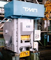 Special Mechanical Press for Semi-Dry Forming