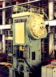 Double-Action Hot Forging Presses